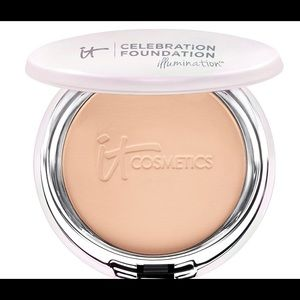 IT COSMETICS powder Foundation Color light 0.3 oz